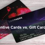 Visa Incentive Cards vs. Gift Card Rewards