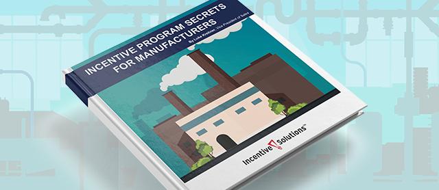 Manufacturer Incentives Ebook Release